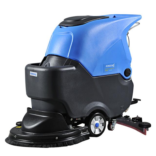 R56B静音式洗地机