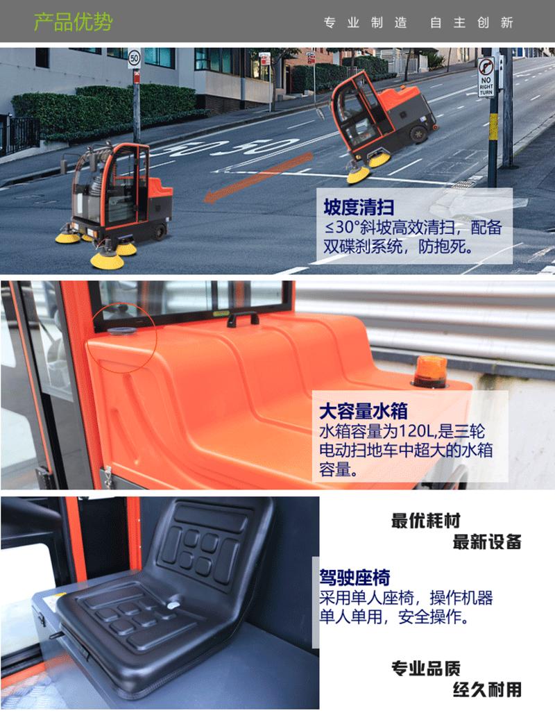 TBS-1900扫地车