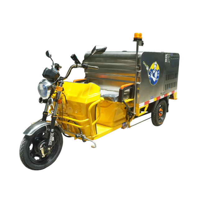 TG-K11多功能高压清洗车