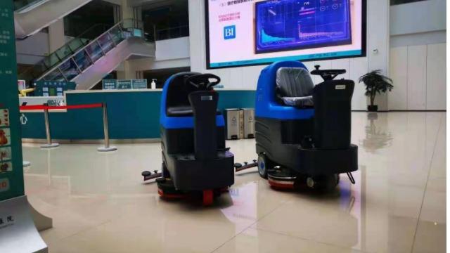 医院为什么适合用洗地机