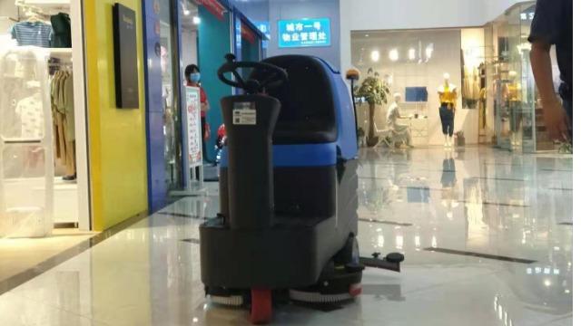 洗地机不吸水的原因