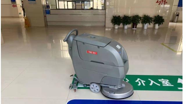 特佰仕厂家全自动洗地机