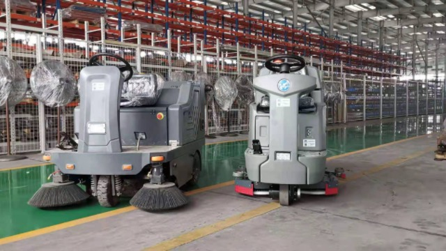 工业洗地机市场需求怎么样?