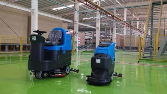 清洁设备供应商给的洗地机价格是否合理?