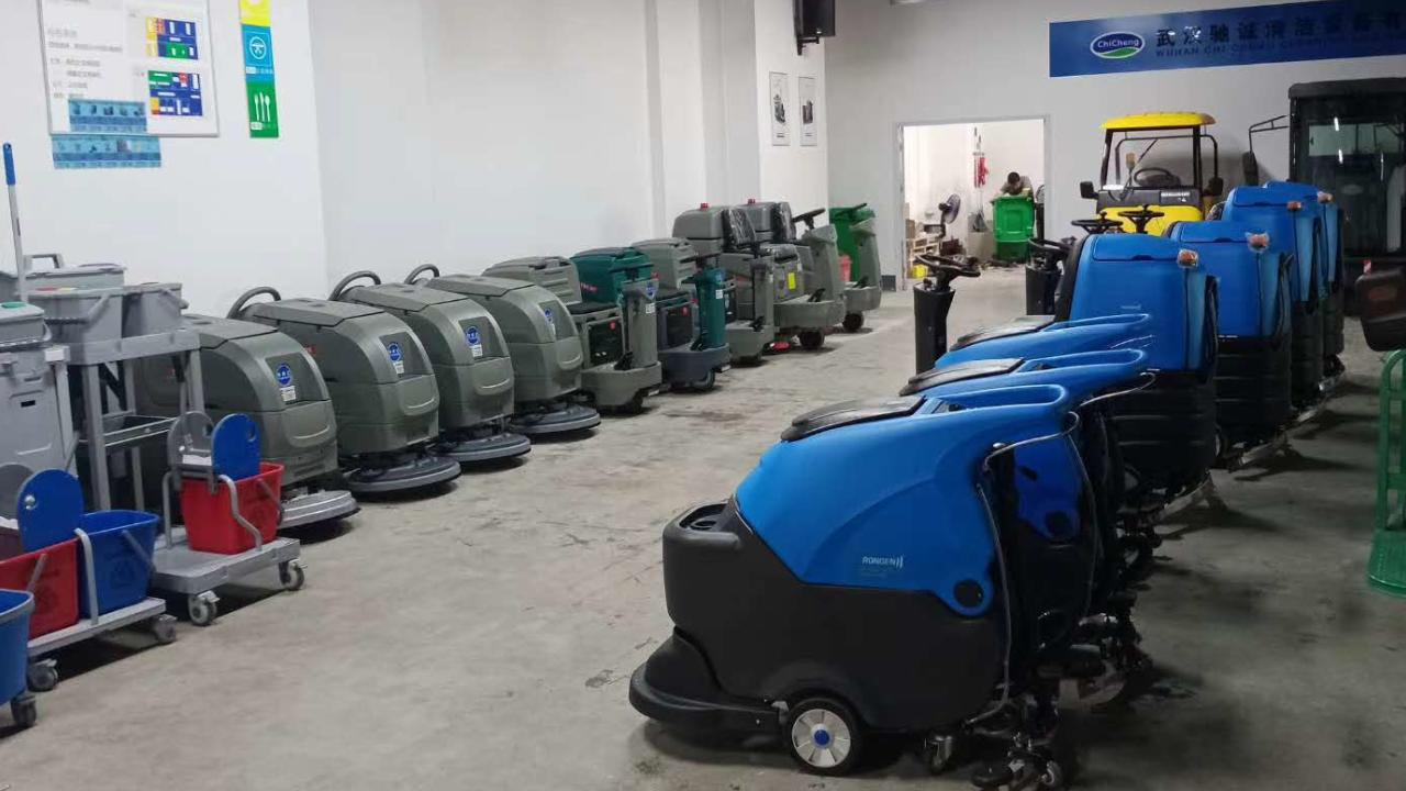 武汉洗地机扫地车公司在哪里