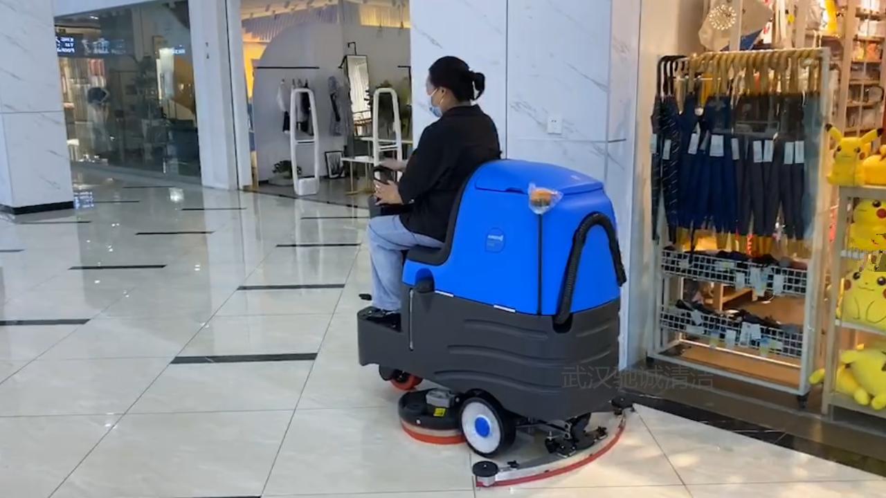 驾驶式洗地机选什么品牌好