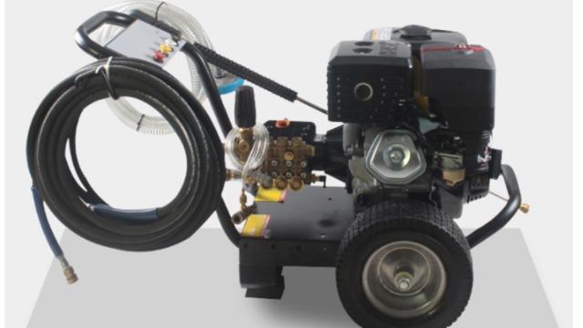 几种不同高压清洗机的优缺点