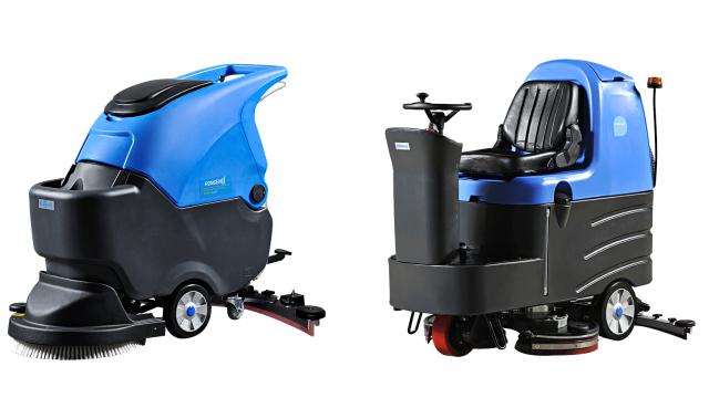洗地机何以成为清洁行业的主力军