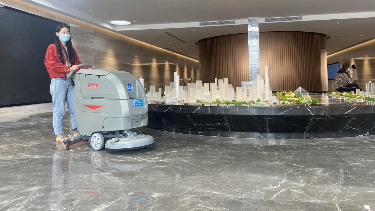 武汉电动洗地机清洁能力如何