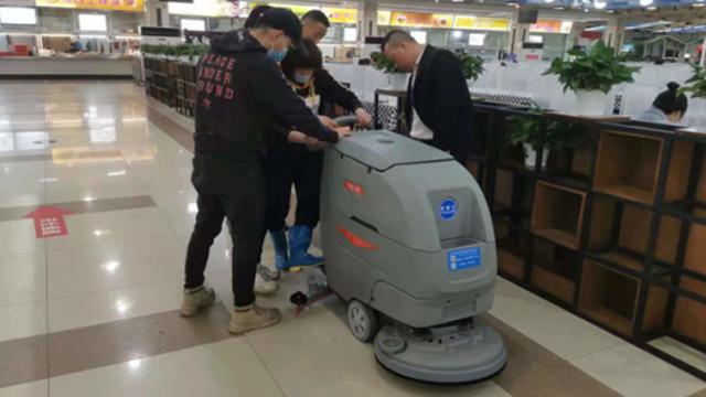 洗地机维修及清洁优势