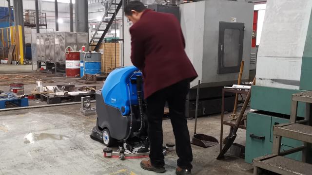 武汉机械加工厂洗地机