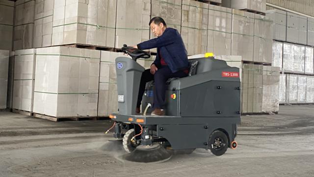 电动扫地机能为工厂带来哪些益处