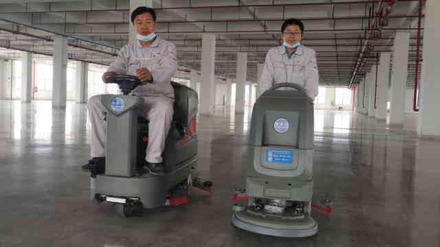 襄阳电子厂清洁之选-特佰仕洗地机