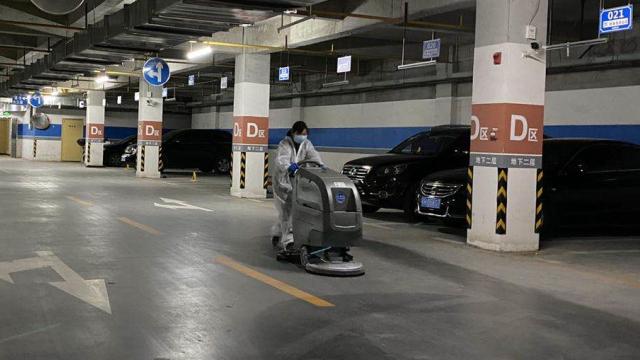 电动洗地机体积越大效率就越高吗