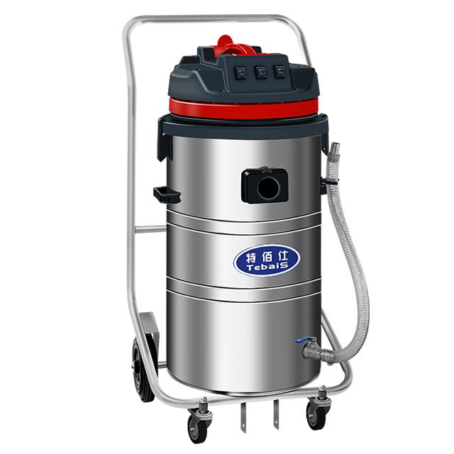 TC-3680W工业吸油机可以吸污水、黄油、切削油、机油等非易燃易爆液态物品,清理干净又快速。
