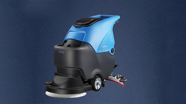 手推式洗地机使用步骤让驰诚小编为你解惑